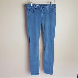 AG Adriano Goldschmied legging ankl skinny jean 27